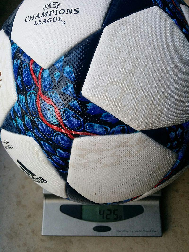 Adidas Champions League BallCardiff 2017