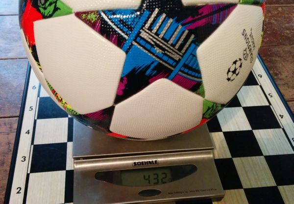 "Adidas Champions League Ball ""Finale Berlin"""