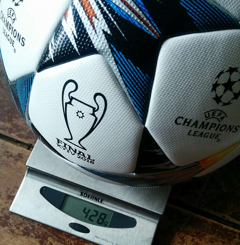 Adidas Champions League Ball Kiew 2018