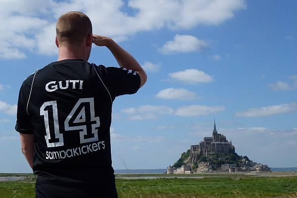 Guti vor Mont-Saint-Michel
